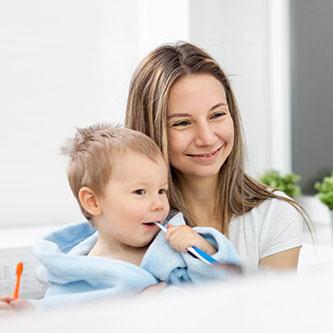 Zdravé zuby našich dětí